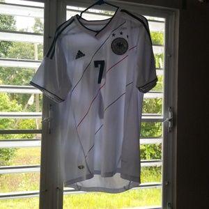 Addidas Soccer Tshirt